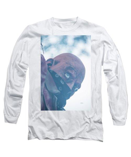 Spooky Bandit Long Sleeve T-Shirt