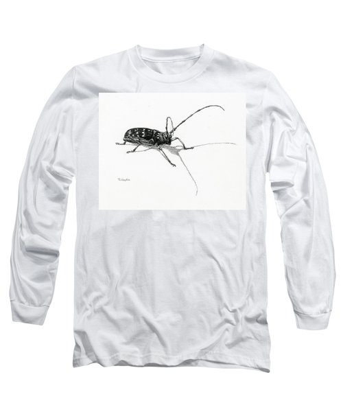 Spotted Pine Sawyer Long Sleeve T-Shirt