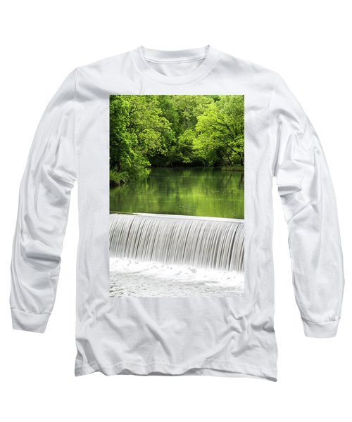 Long Sleeve T-Shirt featuring the photograph Spring At Buck Creek by Parker Cunningham