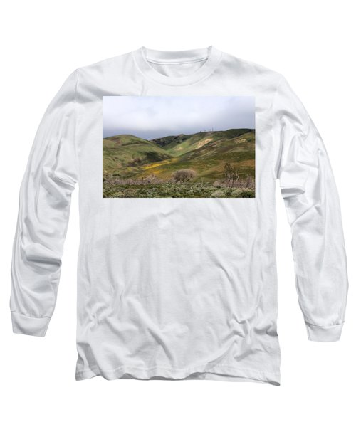 Long Sleeve T-Shirt featuring the photograph Spring At Door by Viktor Savchenko