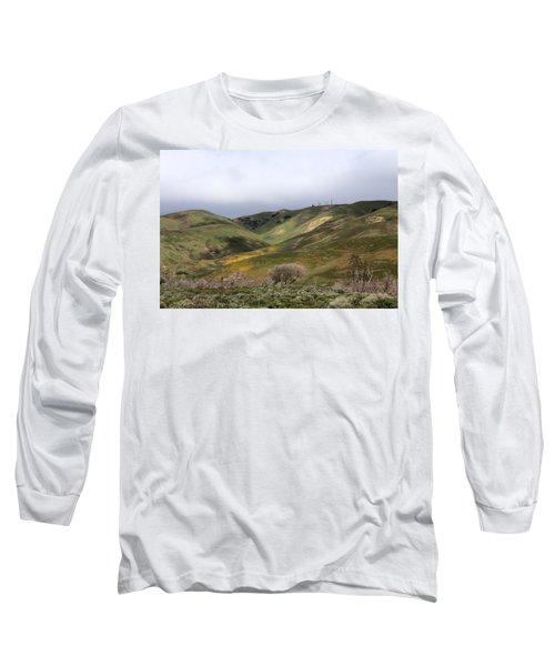 Spring At Door Long Sleeve T-Shirt by Viktor Savchenko