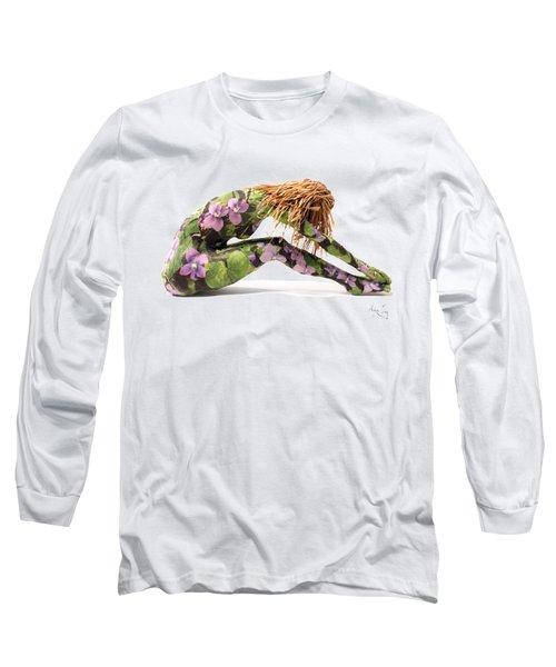 Spring Awakens Sculpture Long Sleeve T-Shirt