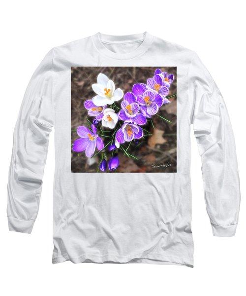 Spring Beauties Long Sleeve T-Shirt