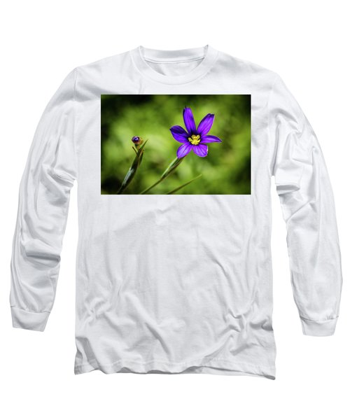 Spring Blooms Long Sleeve T-Shirt