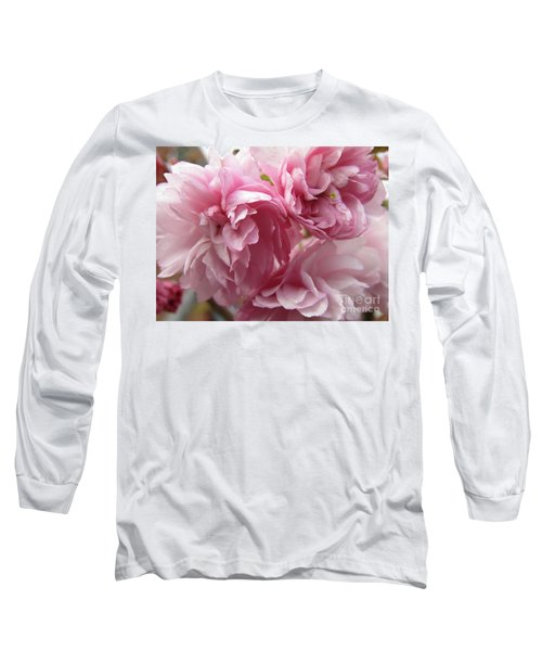 Spring Blossoms #1 Long Sleeve T-Shirt