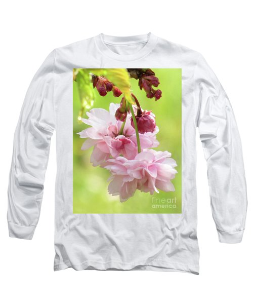 Spring Blossoms 8 Long Sleeve T-Shirt