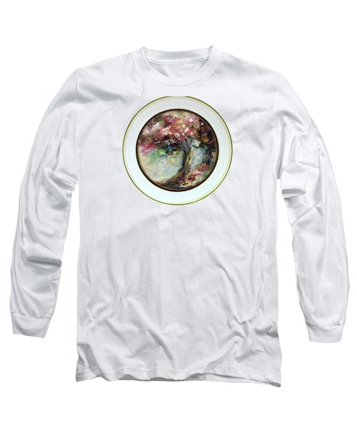 Spring Blossoms 2nd Version Long Sleeve T-Shirt