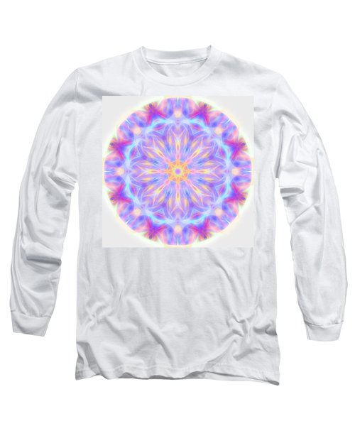Spring Energy Mandala 3 Long Sleeve T-Shirt