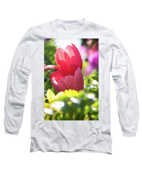 Spring Feeling Long Sleeve T-Shirt