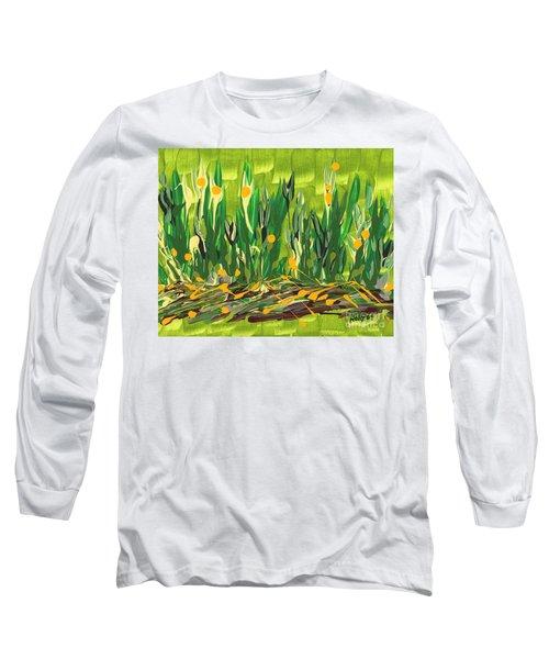 Spring Garden Long Sleeve T-Shirt