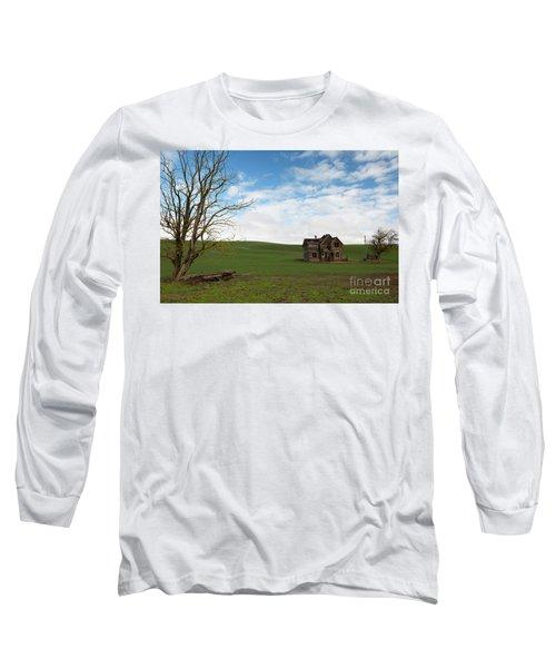 Spring Homestead Long Sleeve T-Shirt
