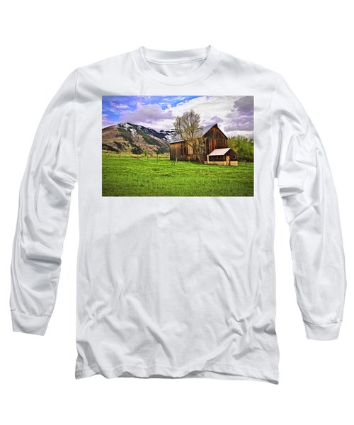 Spring Is All Ways A Good Time Of The Year Long Sleeve T-Shirt