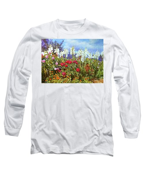 Long Sleeve T-Shirt featuring the photograph Spring by Munir Alawi