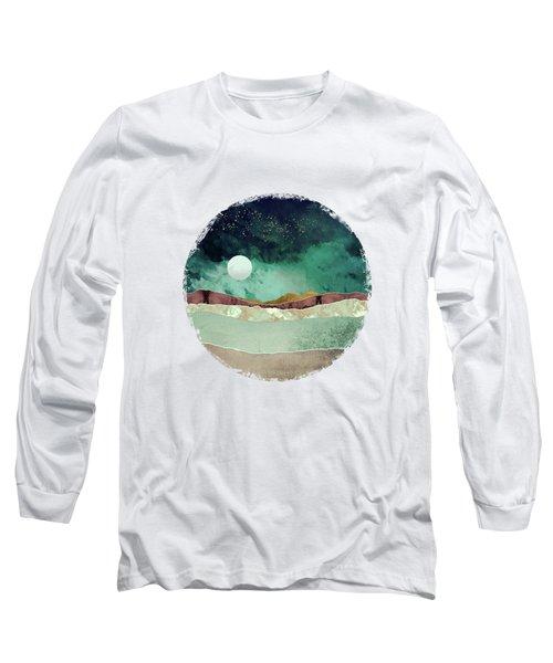 Spring Night Long Sleeve T-Shirt