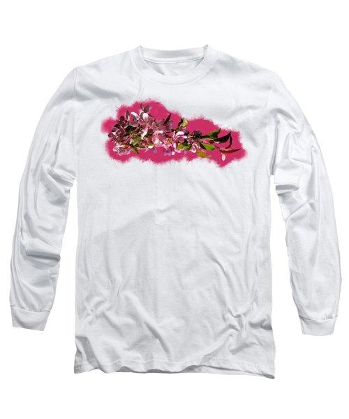 Spring Ribbon Long Sleeve T-Shirt