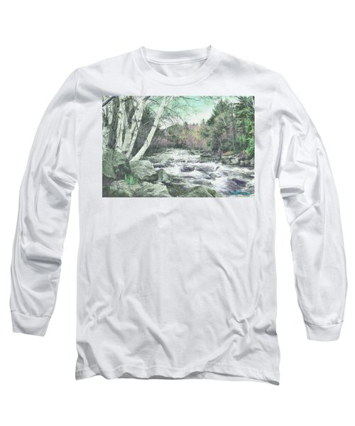 Spring Runoff Long Sleeve T-Shirt