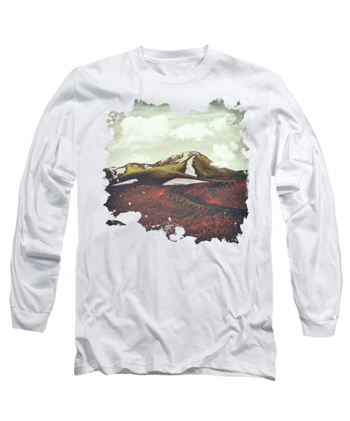 Spring Thaw Long Sleeve T-Shirt by Katherine Smit
