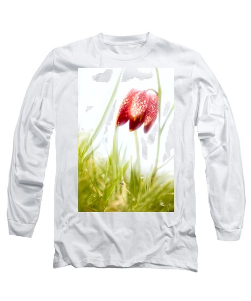 Long Sleeve T-Shirt featuring the photograph Spring Time Dreams by Dirk Ercken