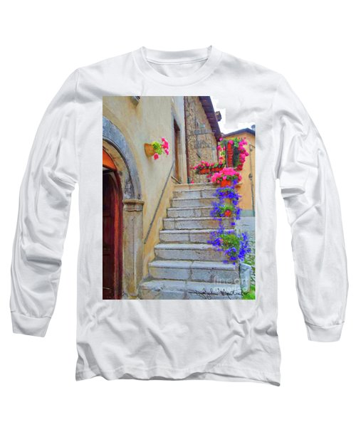 Springtime In Italy  Long Sleeve T-Shirt