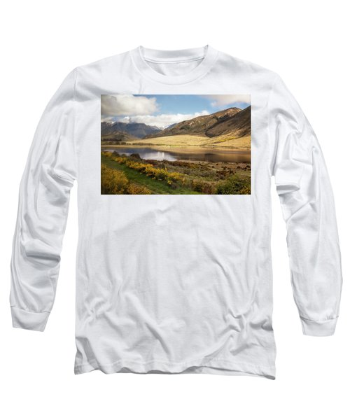 Springtime In New Zealand Long Sleeve T-Shirt