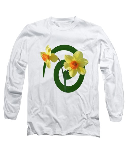 Springtime Tshirt Long Sleeve T-Shirt