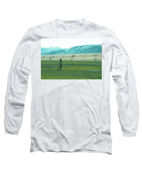 Sprinkler - Eastern Wa Long Sleeve T-Shirt