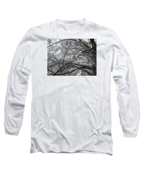 Spun Glass Long Sleeve T-Shirt