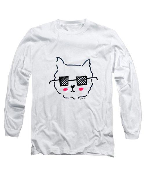 Square Shades Long Sleeve T-Shirt