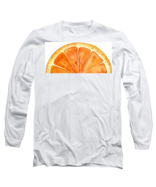Squeeze Me Long Sleeve T-Shirt by Anthony Fishburne