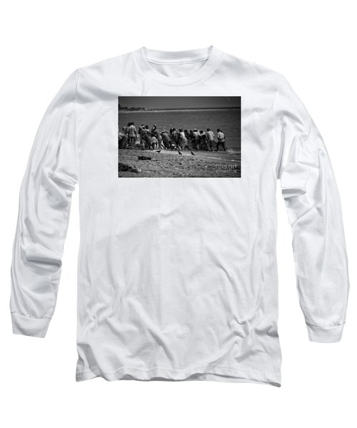 Sri Lankan Fishermen Long Sleeve T-Shirt