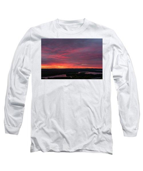 Long Sleeve T-Shirt featuring the photograph Srw-33 by Ellen Lentsch