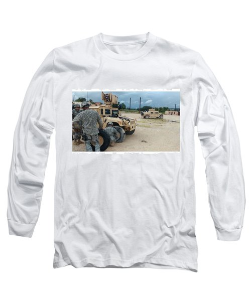 Ssg Carey's Famous Last Words: what Long Sleeve T-Shirt