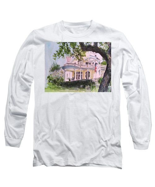 St Charles @ Valance New Orleans Long Sleeve T-Shirt