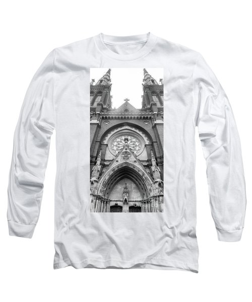 St. John's Cathedral In Helsinki, Finland. Long Sleeve T-Shirt