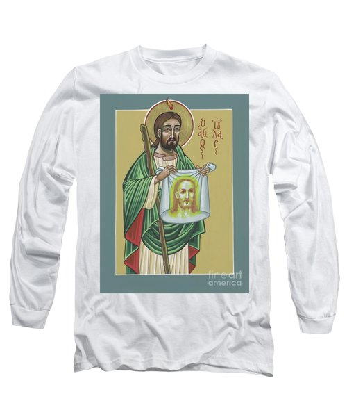 St Jude Patron Of The Impossible 287 Long Sleeve T-Shirt