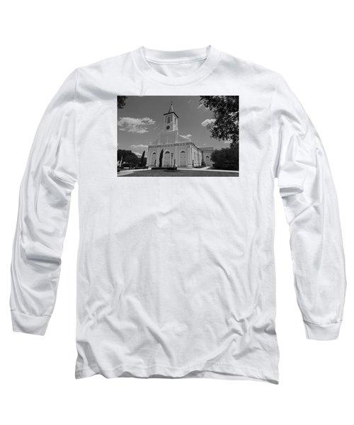 St. Martinville Church Long Sleeve T-Shirt