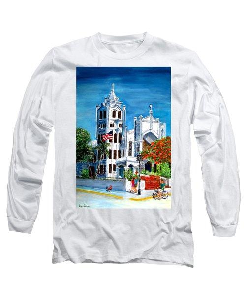 St. Paul's Church  Long Sleeve T-Shirt