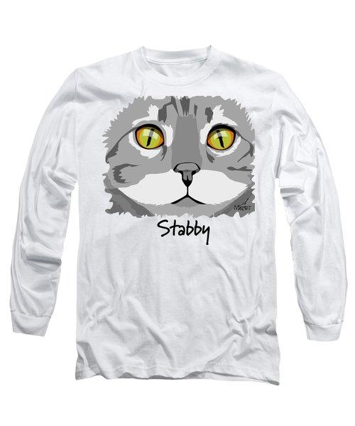 Stabby Long Sleeve T-Shirt