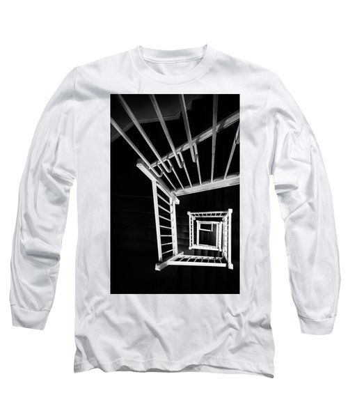 Staircase I Long Sleeve T-Shirt