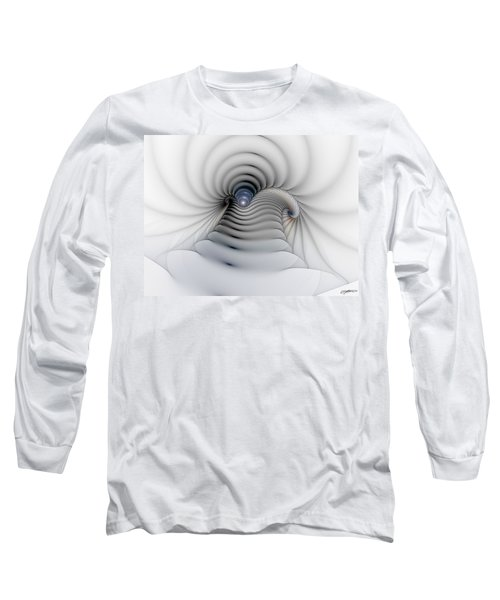 Stairway To Heaven Long Sleeve T-Shirt by Casey Kotas