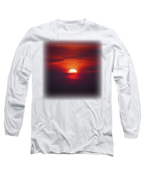 Stairway To Heaven On Transparent Background Long Sleeve T-Shirt