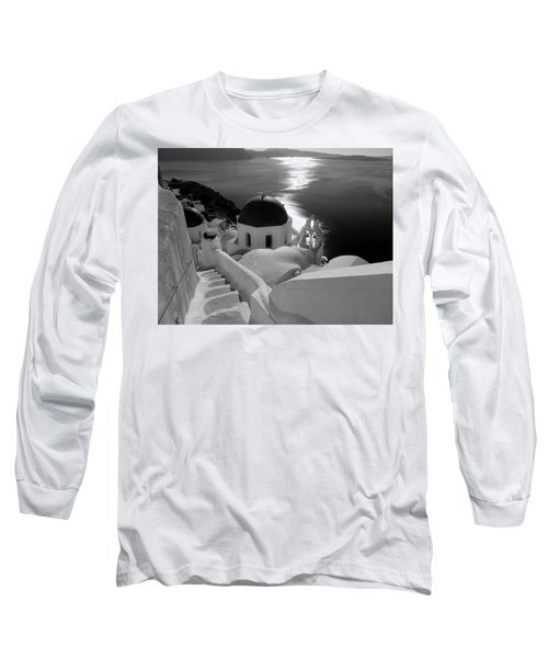 Stairway To The Church Long Sleeve T-Shirt