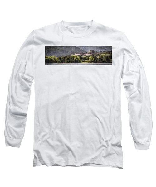 Stanley With Fisher Girl Pano Long Sleeve T-Shirt