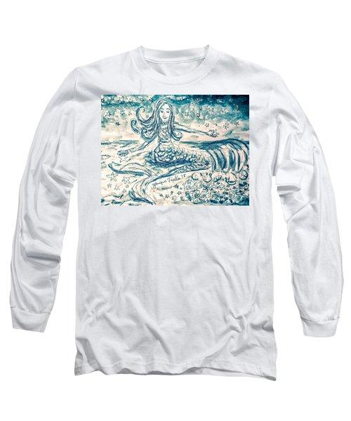 Star Bearer Mermaid Long Sleeve T-Shirt
