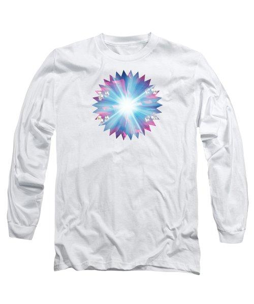 Star Burst Long Sleeve T-Shirt