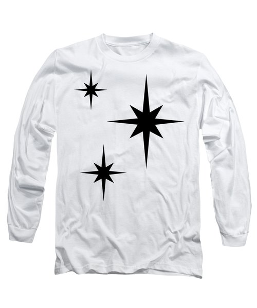 Starburst 2 Trio  Long Sleeve T-Shirt