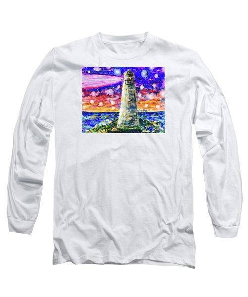 Starry Light Long Sleeve T-Shirt
