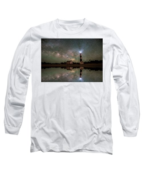Starry Reflections Long Sleeve T-Shirt