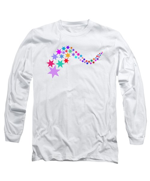 Stars 05 Long Sleeve T-Shirt