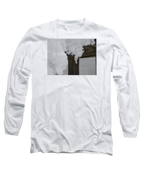 Long Sleeve T-Shirt featuring the photograph Start Of The Avalanche by Deborah Smolinske